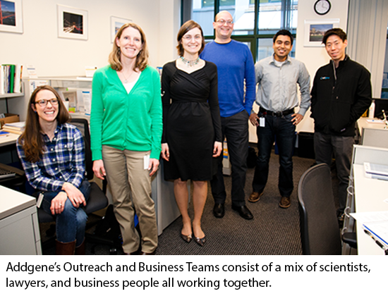 Addgene-outreach-and-business-teams