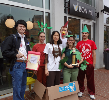 Addgene 2013 Halloween Costume Contest Winners at BonMe.