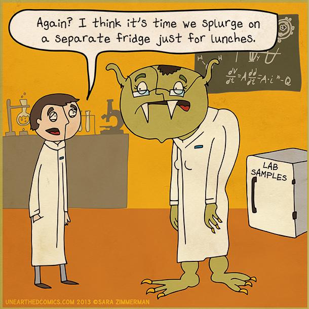 Unearthed-Comics-Sara-Zimmerman-StopSharingFridges-Science-comics