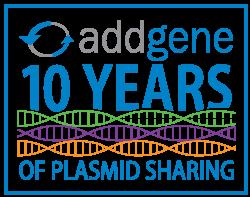 Addgene-10-Years-of-Plasmid-Sharing