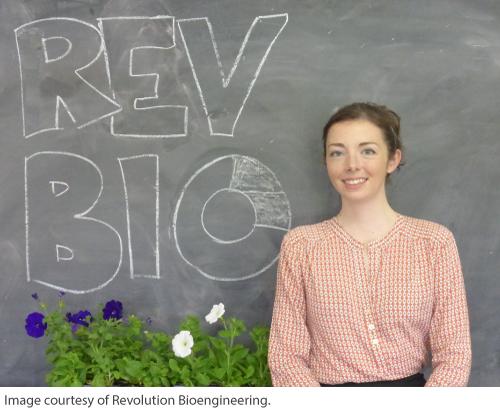 Revolution-Bioengineering-Synthetic-Biology-Startup-Keira-Havens