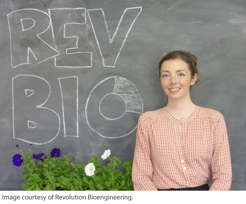Revolution-Bioengineering-Synthetic-Biology-Startup-Keira-Havens