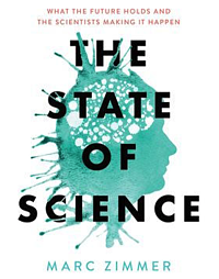 Book cover of The State of Science by Marc Zimmer