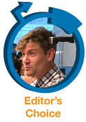 Editor's Choice Badge October 2016