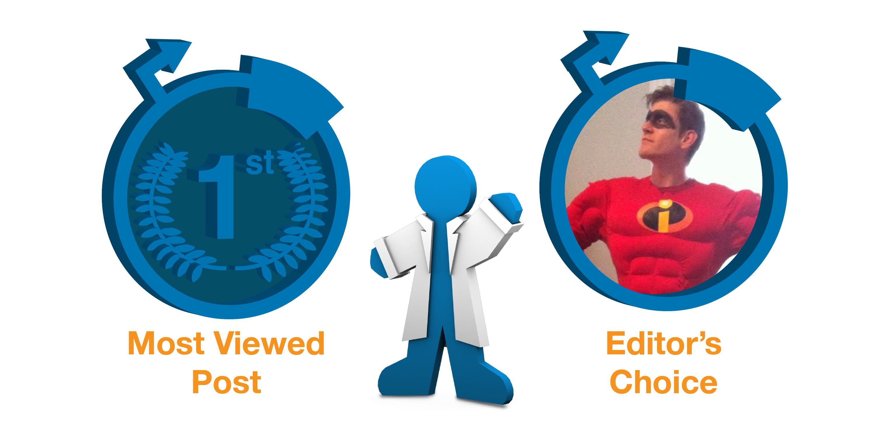 Editor's Choice September 2016