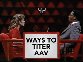 Titering AAV
