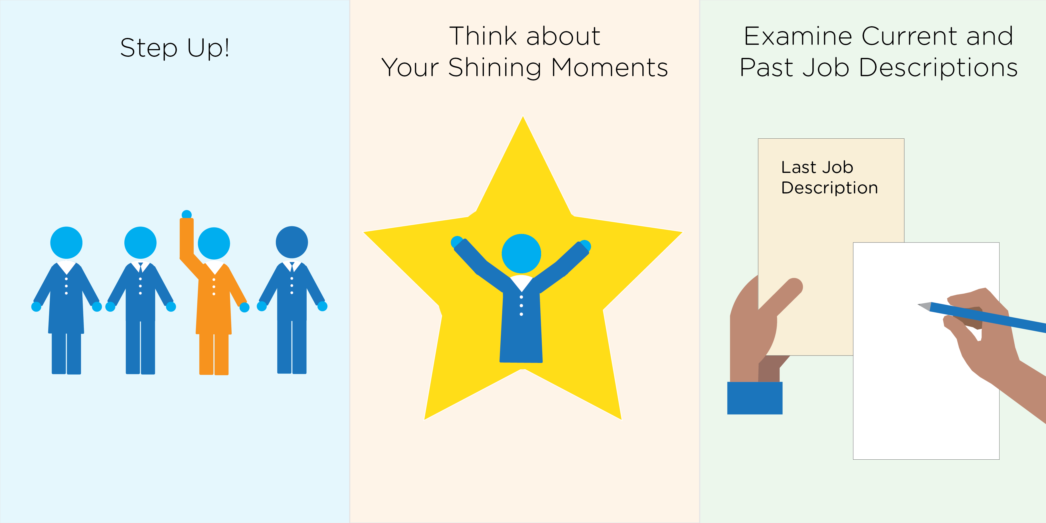Identifying your transferable skills