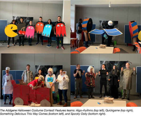 Addgene halloween costume contest