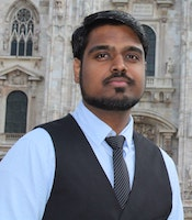 Kaustubh Kishor Jadhav headshot