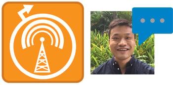 Wei Leong Chew Addgene Podcast Banner