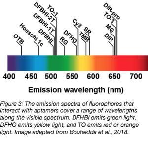 fluorophore-emission-spectra