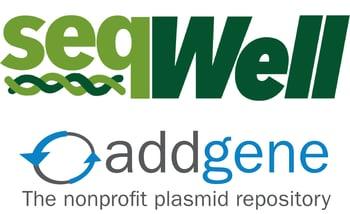 seqWell Addgene Logos