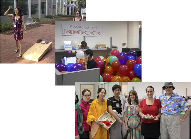 Fun Events at Addgene