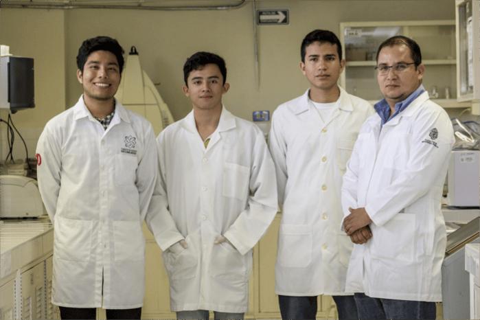 Rodrigo Arturo Rivera Solis lab