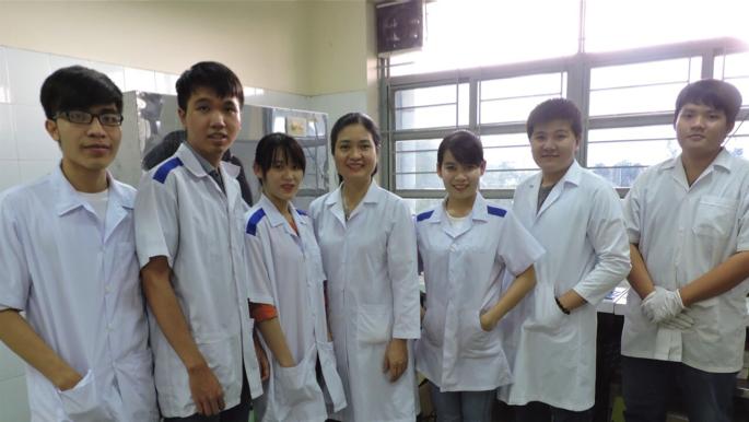 Linh Bao Ton lab