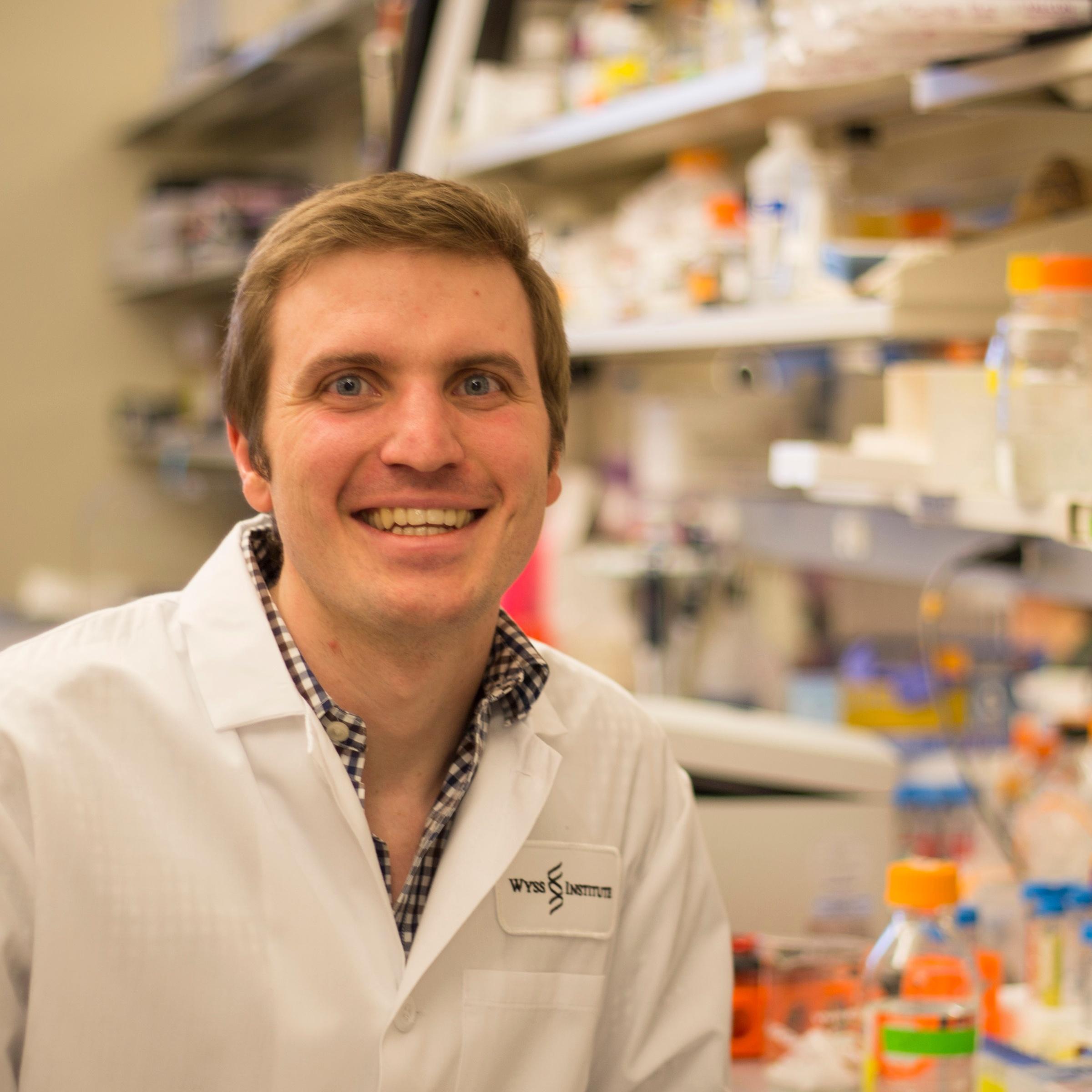 David T. Riglar. Post-doctoral researcher at Harvard Medical School.