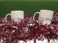 holiday Addgene mugs