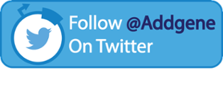 Follow @Addgene on Twitter