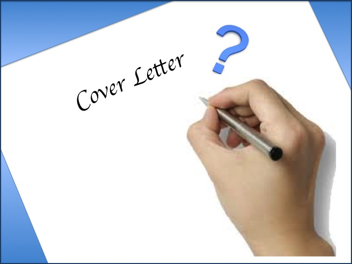 The Best Cover Letter | Tips For Writing A Good Cover Letter